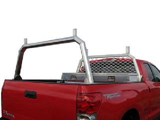 Rear Goal Postback Racks Truck Back Rack Chrome Store