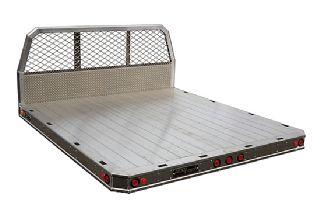 Standard Aluminum Flatbedflat Bed Bodies Flat Bed Bodies