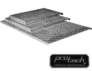 Frame Deck Covers No Stiffeners Diamond Plate Deck