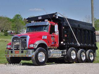 2007 Mack Ctp713 Chrome Store For Trucks Truck Chrome